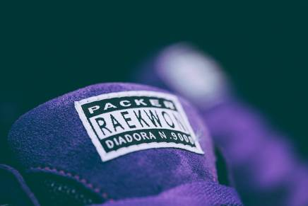 Diadora N.9000 Purple Tape x Packer x Raekwon_36