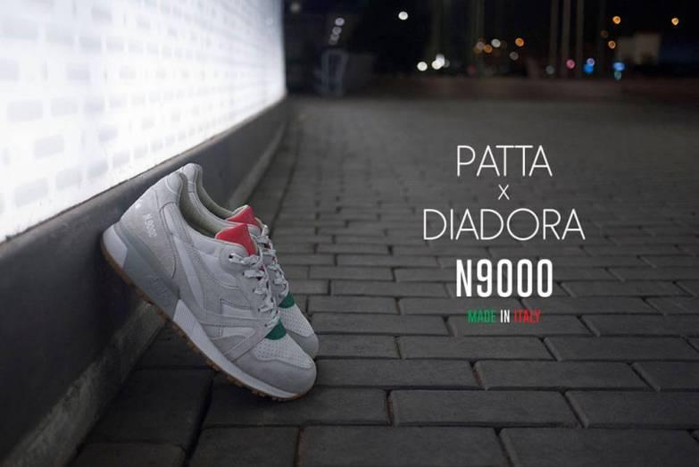 Diadora N9000 Italia x Patta_01