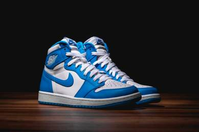 Air Jordan 1 High UNC Powder Blue_10