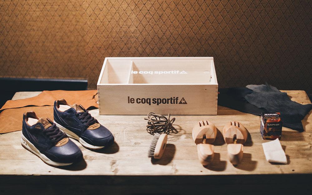 Le Coq Sportif R800 Artisan Made in France x Footpatrol_27