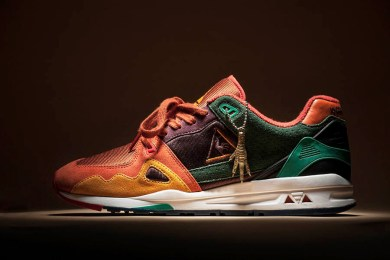 Le Coq Sportif R1000 Gallo x 24Kilates_01