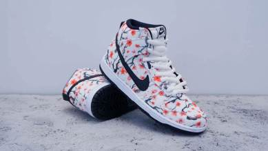 Nike Dunk High Pro SB Cherry Blossom_21