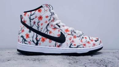 Nike Dunk High Pro SB Cherry Blossom_22