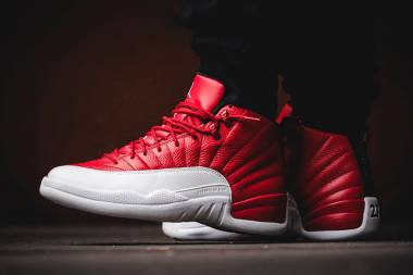 Air Jordan 12 Retro Gym RedWhite_10