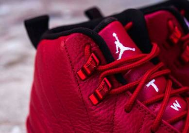 Air Jordan 12 Retro Gym RedWhite_38