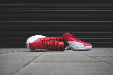 Air Jordan 12 Retro Gym RedWhite_23