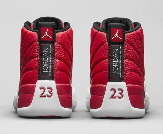 Air Jordan 12 Retro Gym RedWhite_42