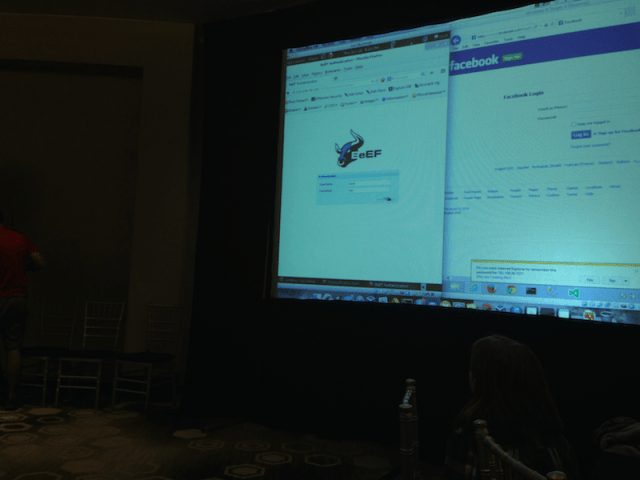 Demonstrating XSS and BeEF
