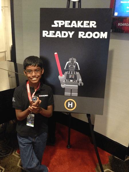 Reuben, come to thedark sideSpeaker Room; We've got Cookies (to hijack) (says Vader)