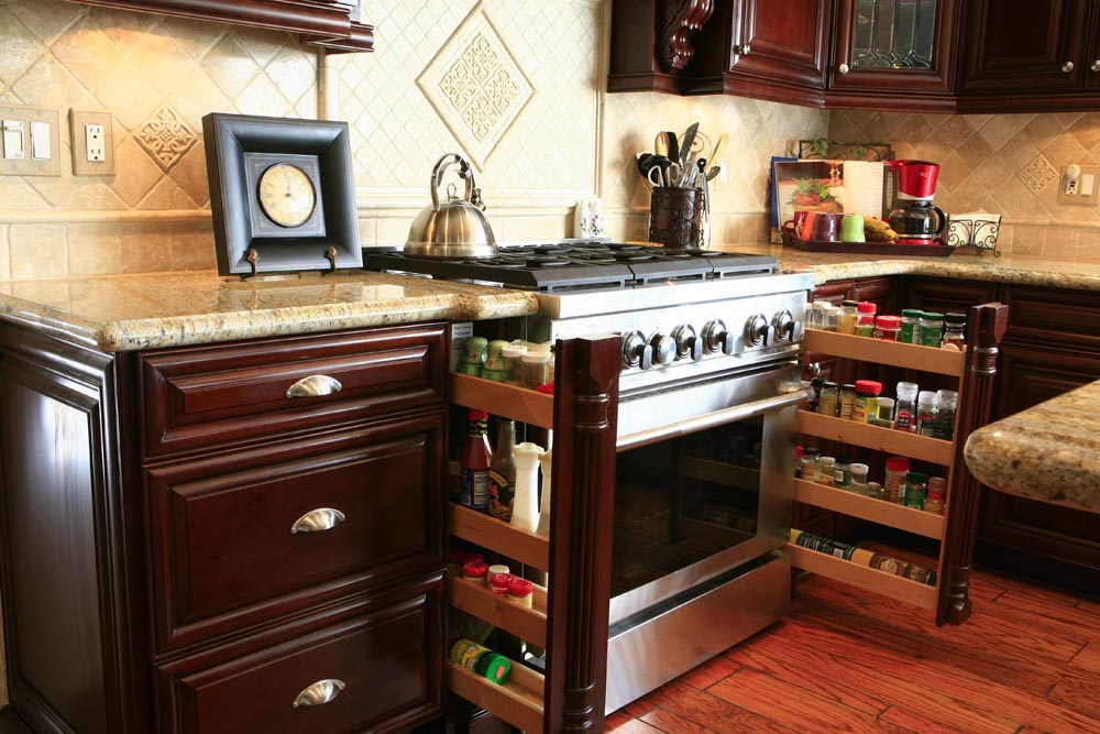 Custom Kitchen Cabinets By Cabinet Wholesalers