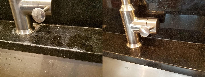 Elegant ... Countertops St Pete Fl Sanitize Re And Maintain Marble Granite  Countertops