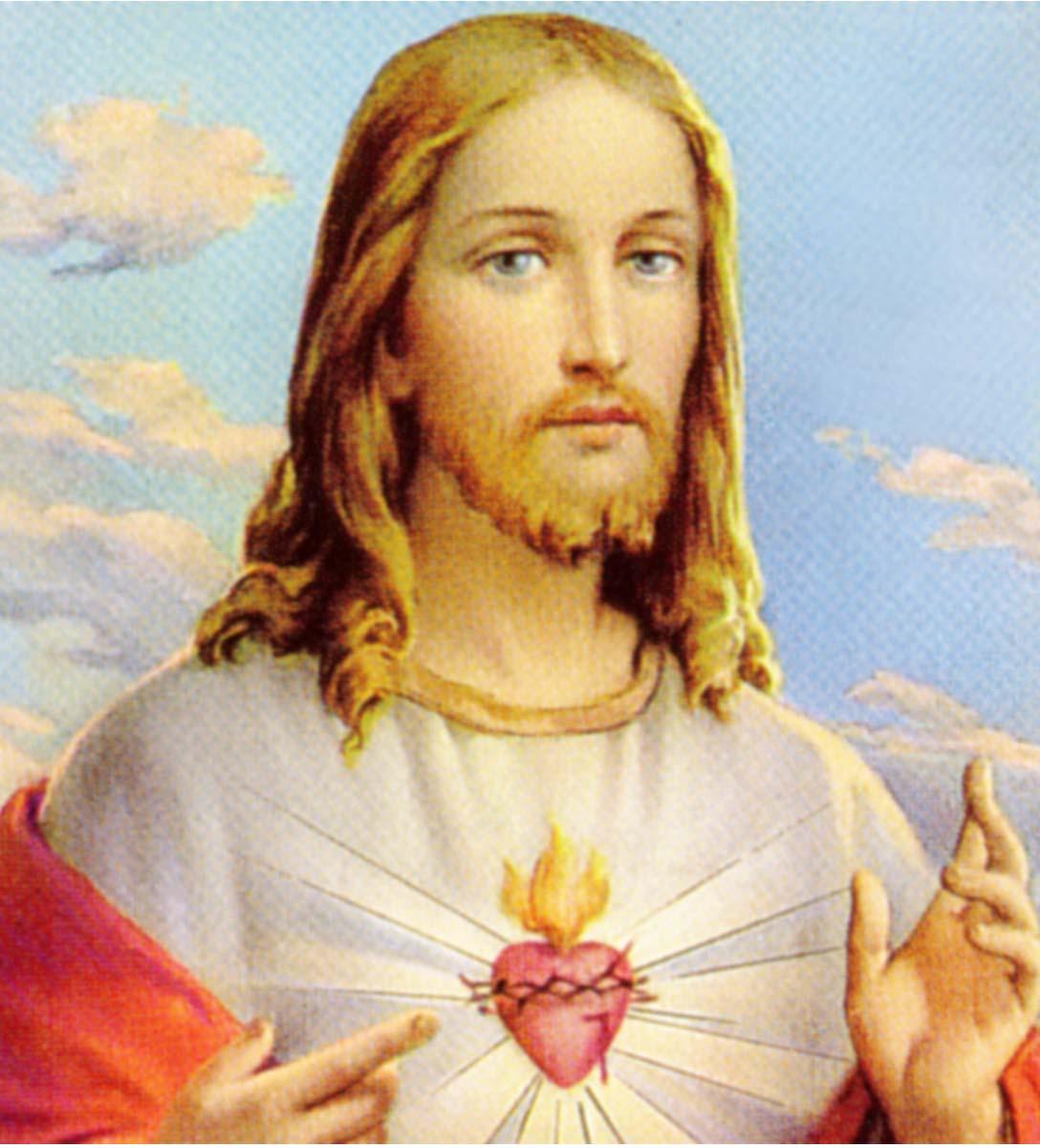 Jesus effeminate