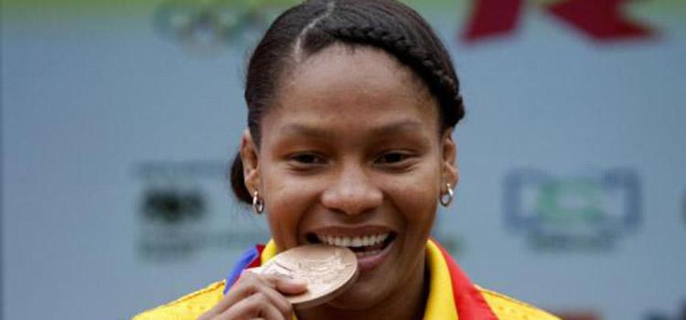 Jossimar Calvo no llevará la bandera en los olímpicos, ahora lo hará Yuri Alvear