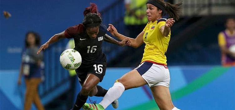 Selección Colombia de fútbol femenino eliminada de los olímpicos