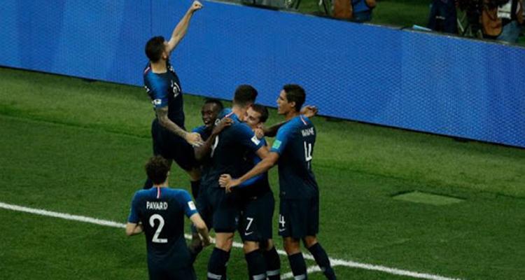 Francia campeón del mundo tras vencer a Croacia en una final llena de goles