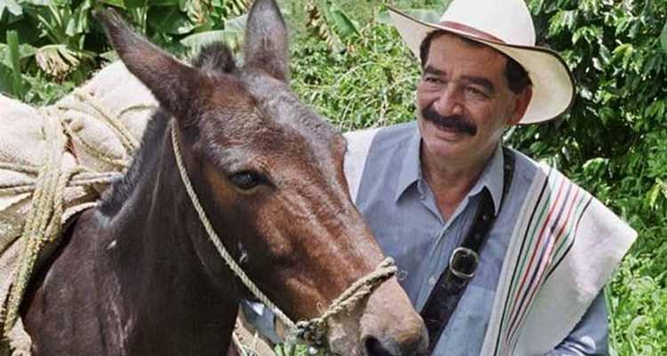 Murió Juan Valdez