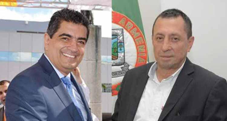 Gobernador y alcalde entre los peores del país
