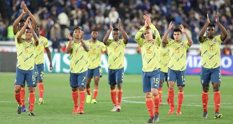 40 preseleccionados de la Selección Colombia para la Copa América