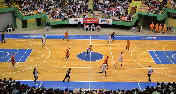 Cafeteros cayó ante Cimarrones y no logró meterse en la final de la Copa Nacional de Baloncesto