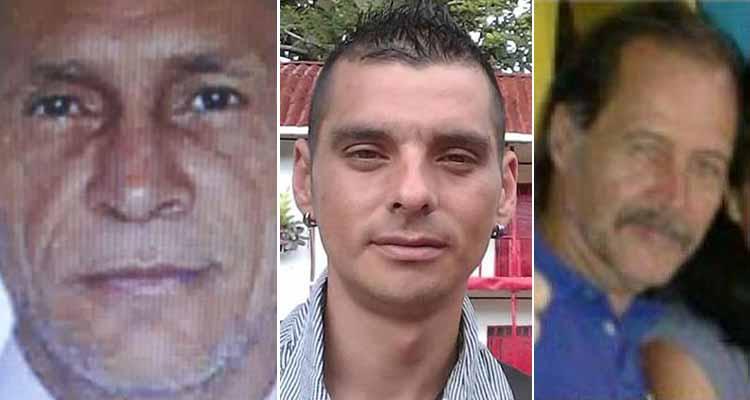Identificados 3 ciudadanos muertos en Quimbaya y Calarcá