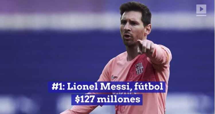 los 10 deportistas mejores pagados del mundo