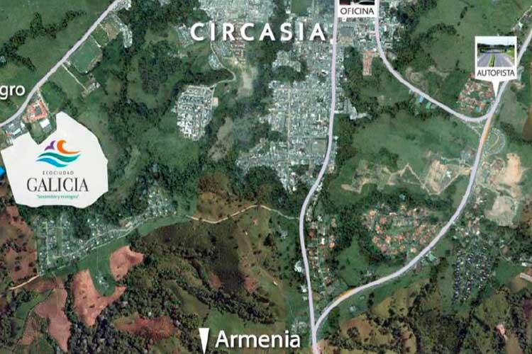 Planes de vivienda Circasia Montenegro