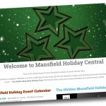 Mansfield Holiday Central Ramps Up For Home Stretch