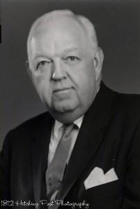Senator C. V. Henkel, Jr.