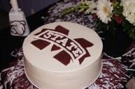 Mississippi State Groom's Cake