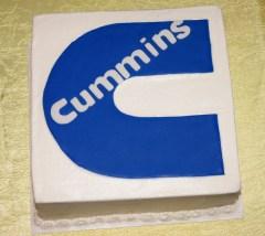 Cummins Groom's Cake