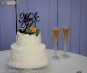 Scroll Cake