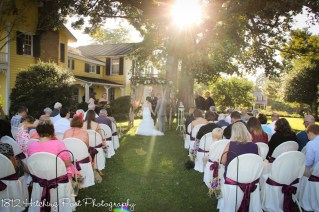 1812 Hitching Post Outdoor Weddings North Carolina-58
