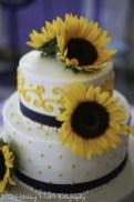 Navy Sunflower Wedding-1