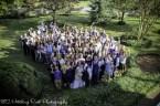 Navy Sunflower Wedding-16