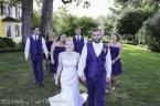Navy Sunflower Wedding-19