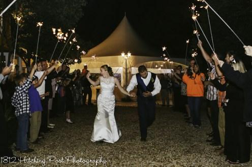 Navy Sunflower Wedding-39