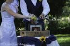 Navy Sunflower Wedding-48