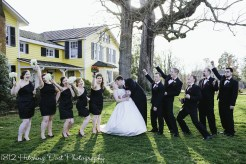 red black bling wedding-10
