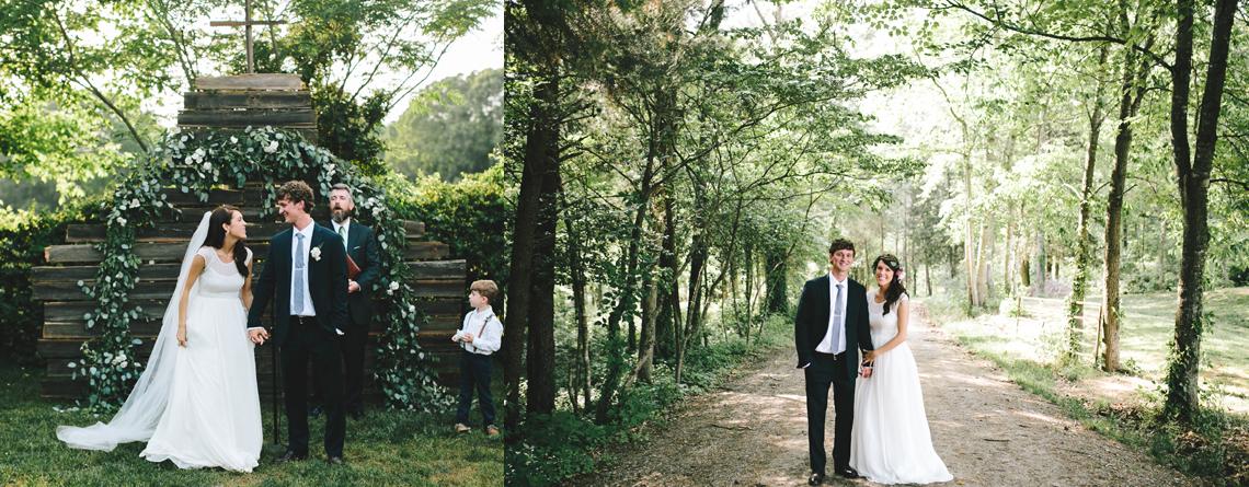 Taylor and Jarred – May Wedding