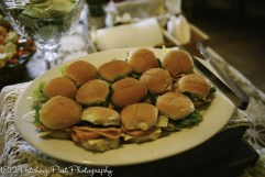 Deli sliders