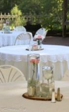 Trio of sqaure vases