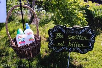 Be Smitten, not Bitten