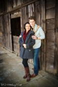 1812 Hitching Post Engagement Photo (11 of 14)