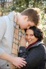 1812 Hitching Post Engagement Photo (8 of 14)