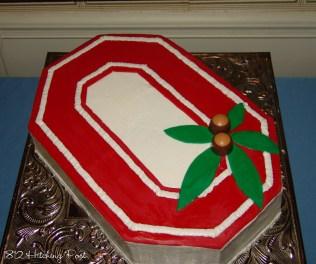 OSU Grooms cake