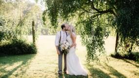 Leah & Todd – July Wedding