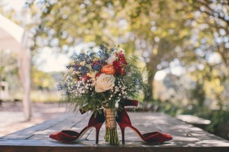 1812 Hitching Post October Wedding