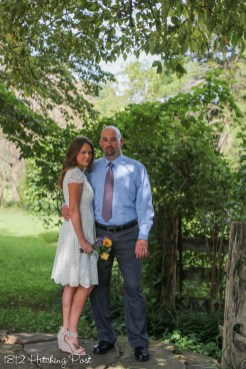 August Outdoor Elopement 1812 Hitching Post-10