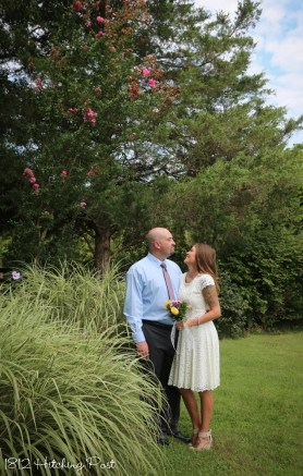 August Outdoor Elopement 1812 Hitching Post-13