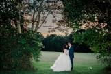 August Outdoor Wedding 1812 Hitching Post-19